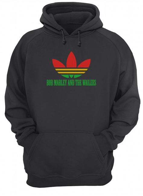 Official Adidas Bob Marley And The Wailers hoodie