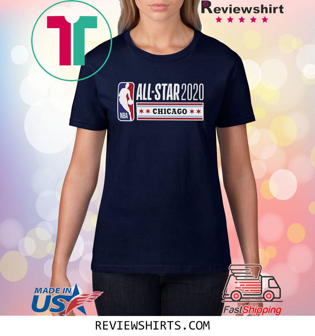 2020 NBA All-Star Game Super Shirt