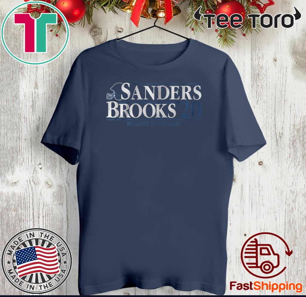 2020 Sanders Brooks Shirt