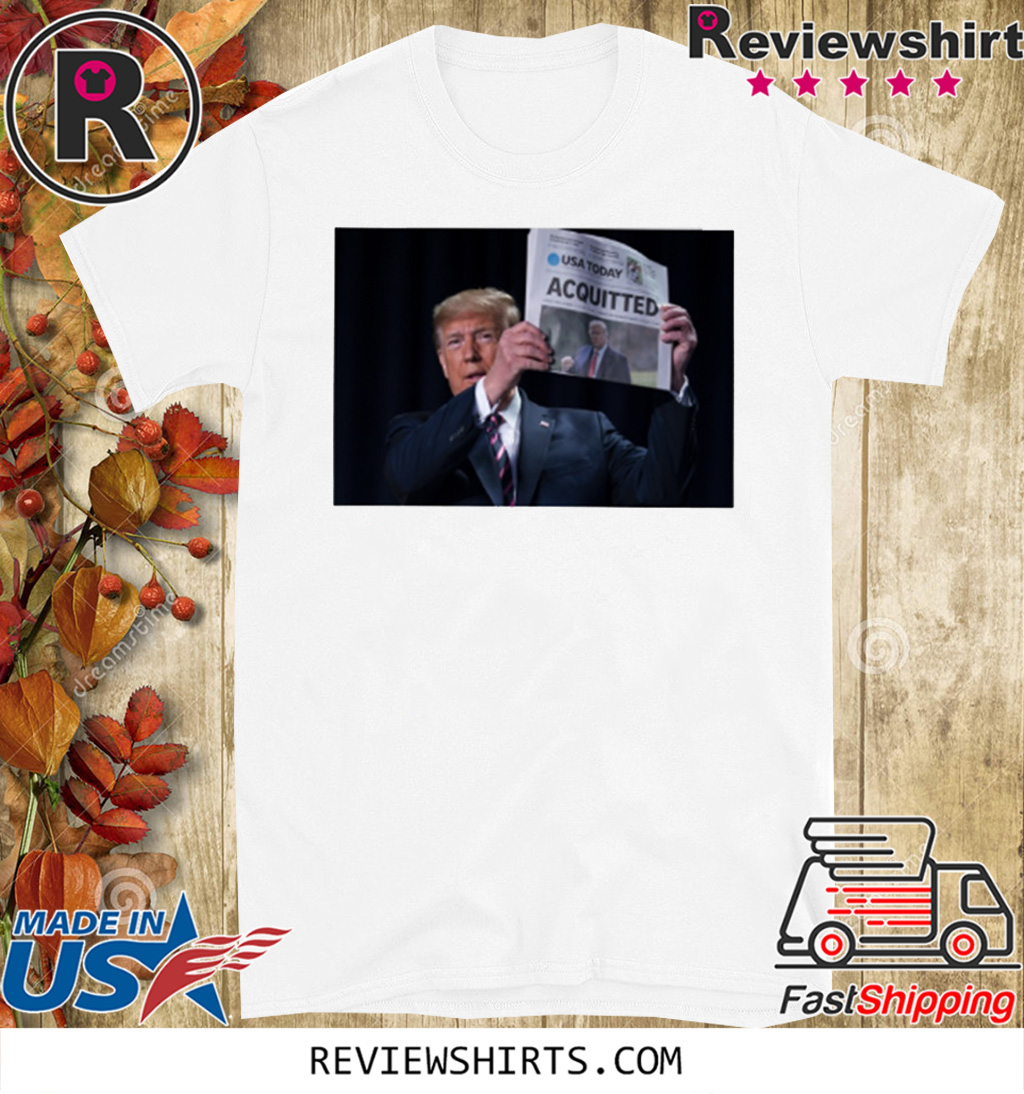 Acquitted Donald Trump T-Shirt