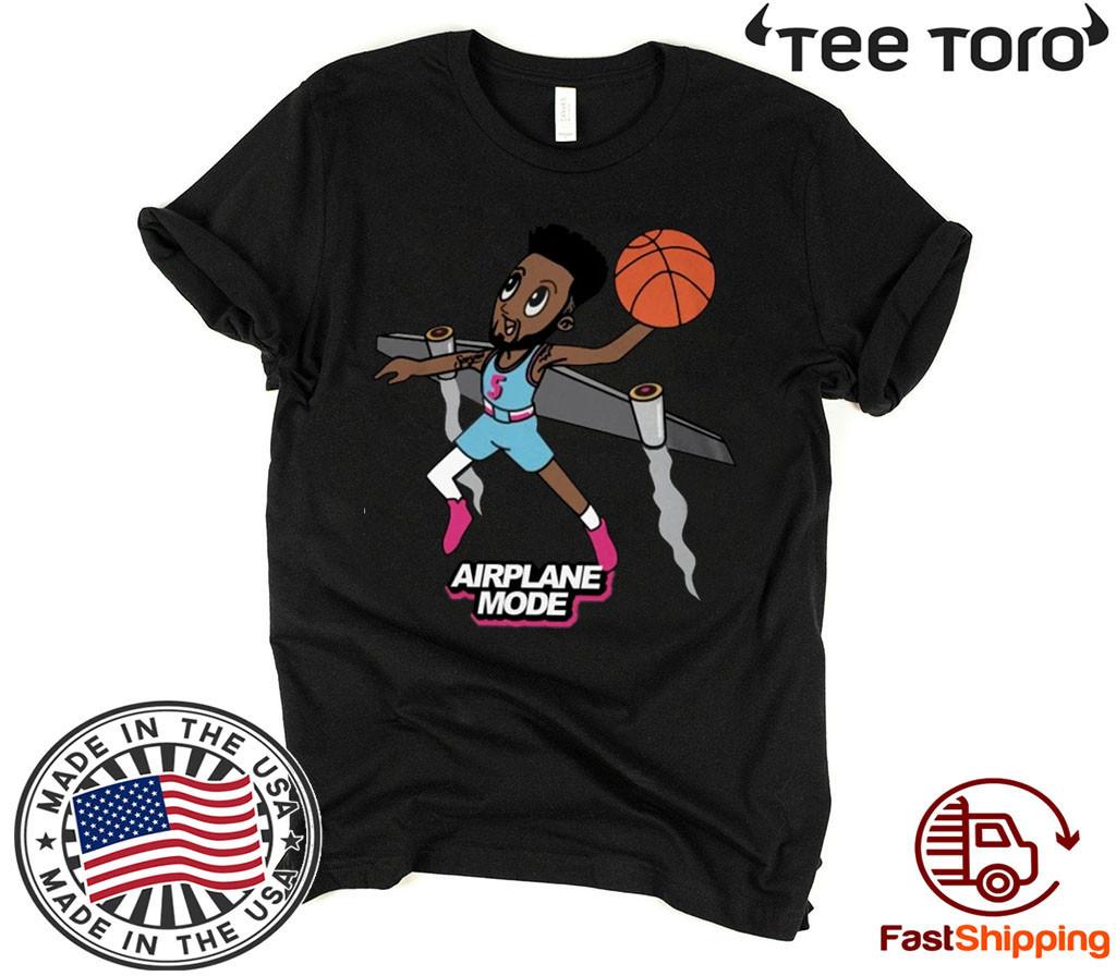 Airplane Mode Derrick Jones Jr Tee Shirt