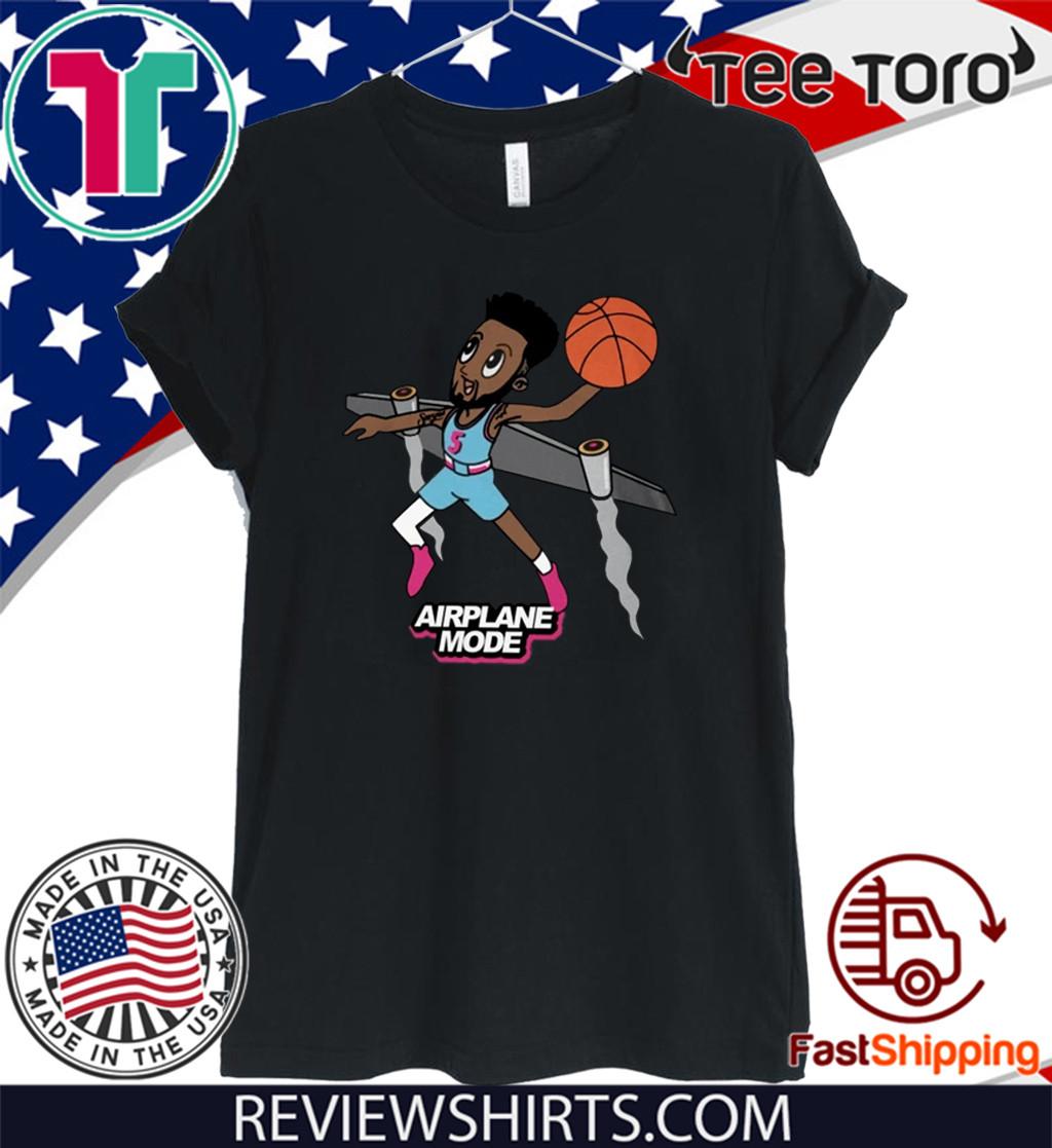 Airplane Mode Shirt Derrick Jones Jr