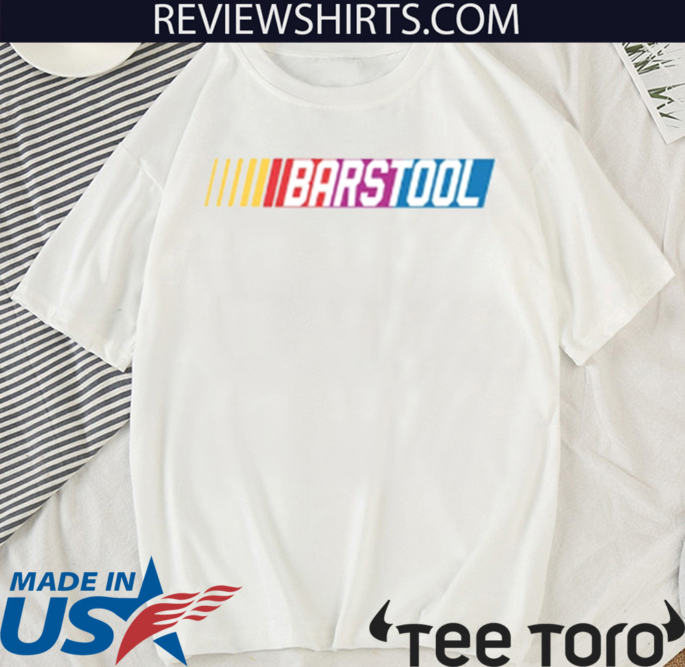 Barstool Sports x NASCAR Shirt