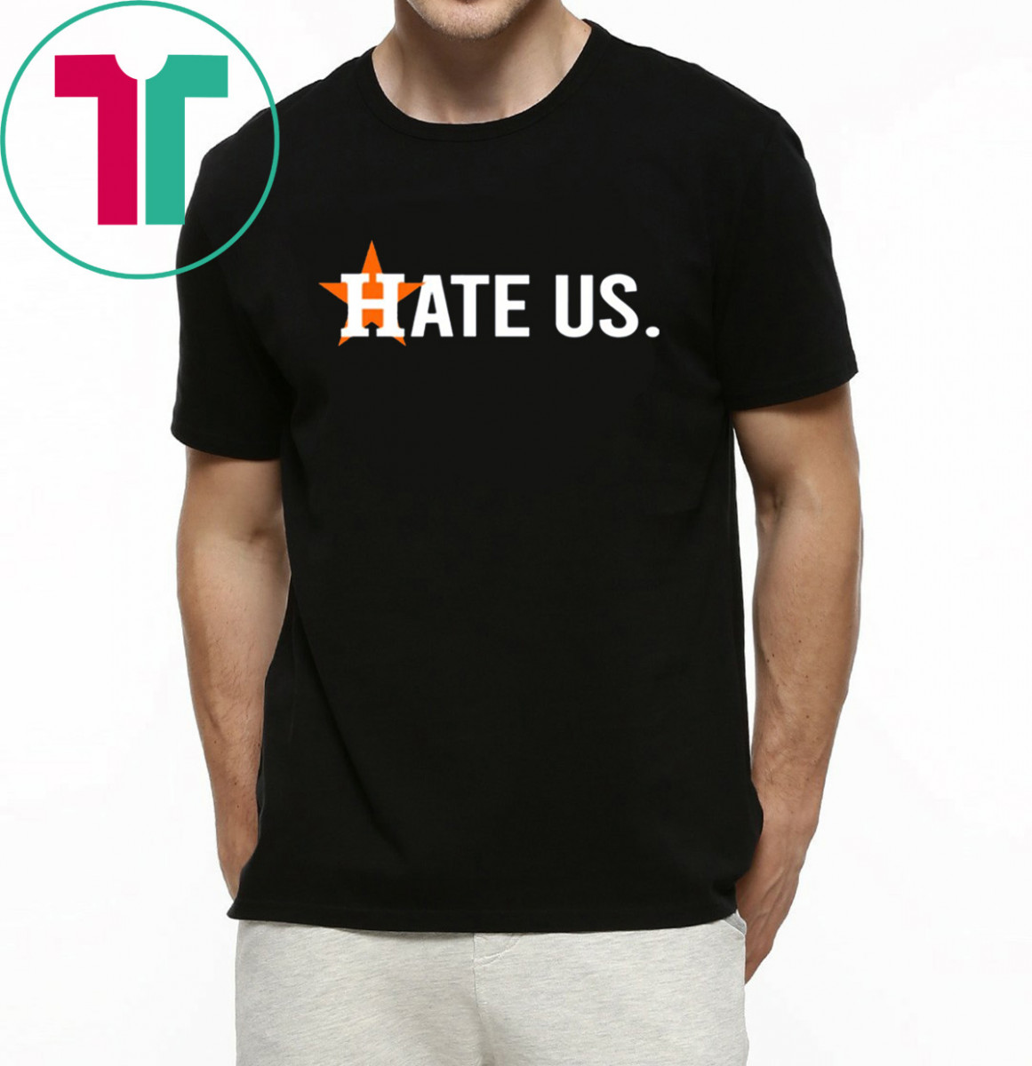Baseball Houston Astros Hate Us Astros Shirt