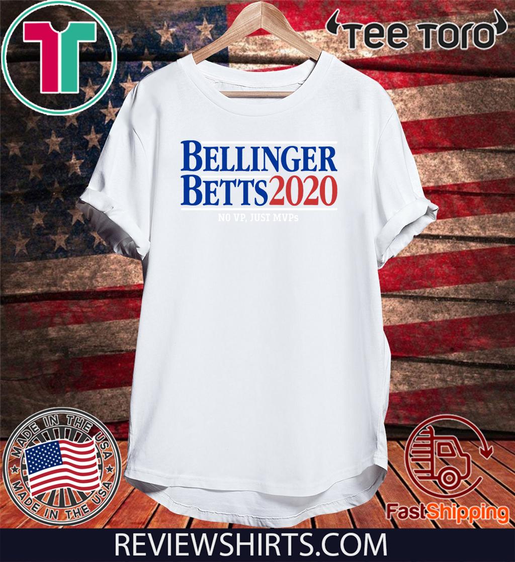 BELLINGER BETTS 2020 FOR T-SHIRT