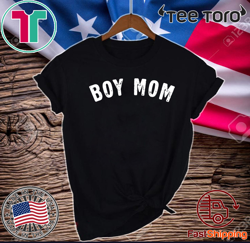 Boy Mom T-Shirt