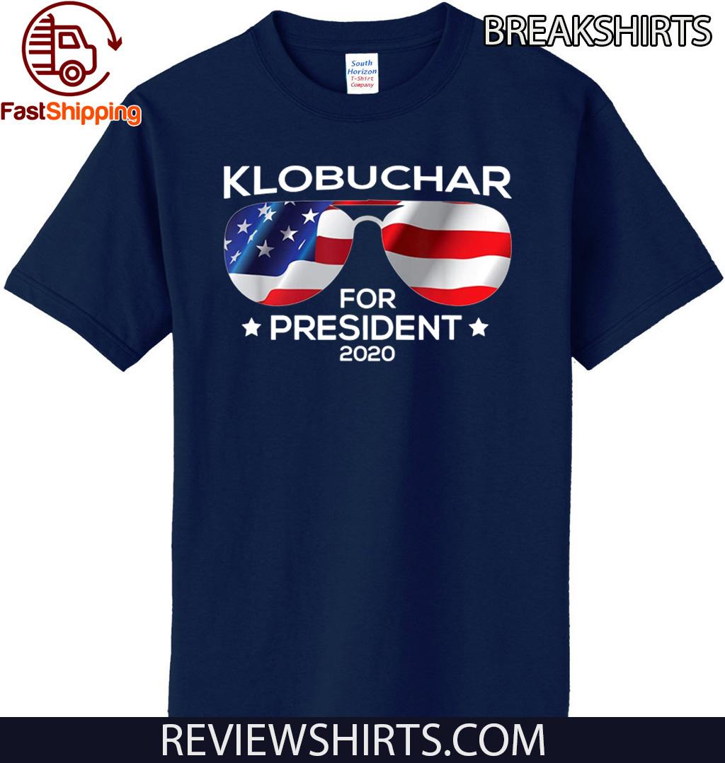Klobuchar For President my Klobuchar T-Shirt