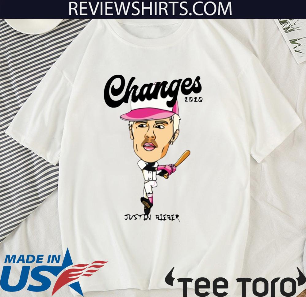 Changes Baseball Doodle LS T-Shirt