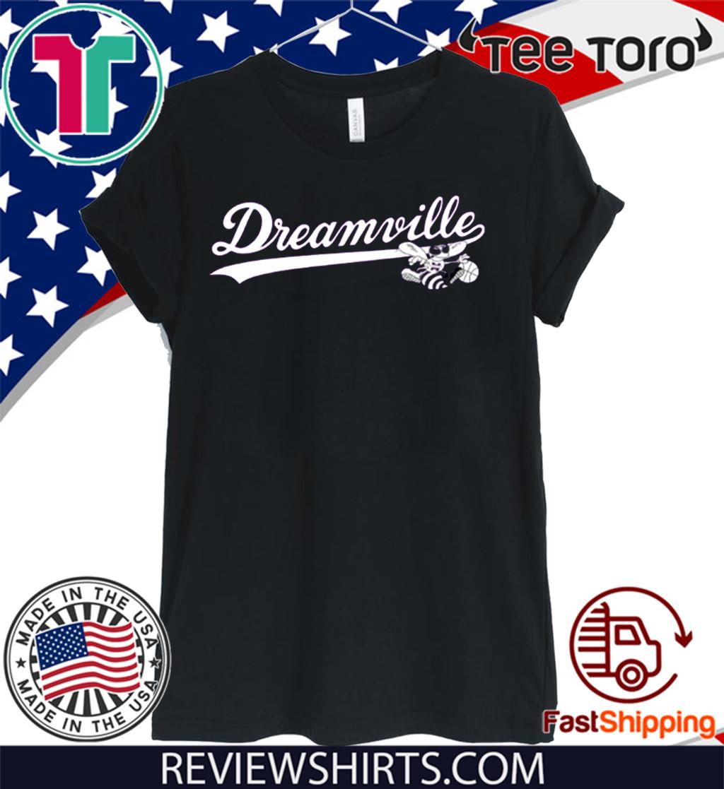 Charlotte Hornets X Dreamville T-Shirt