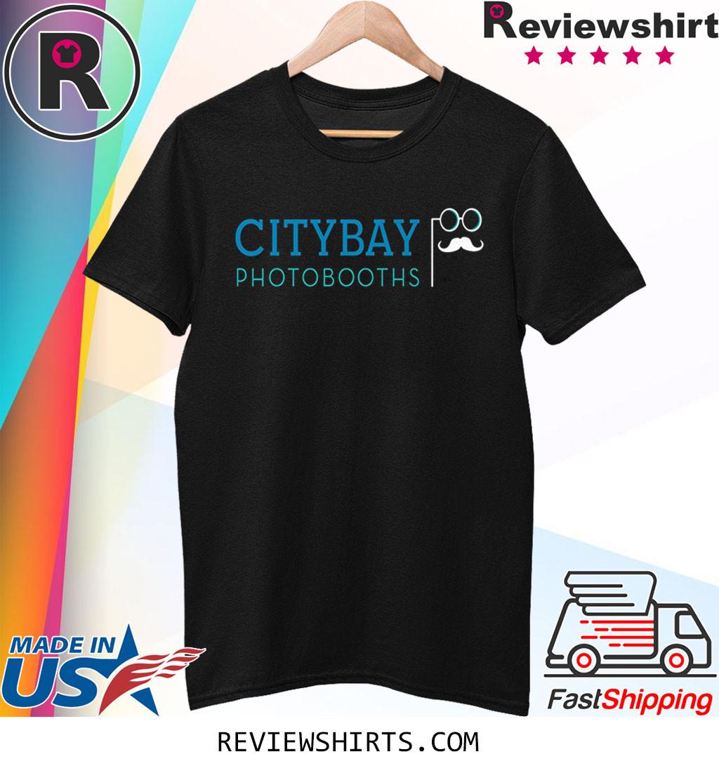 CityBay Photobooths Shirt