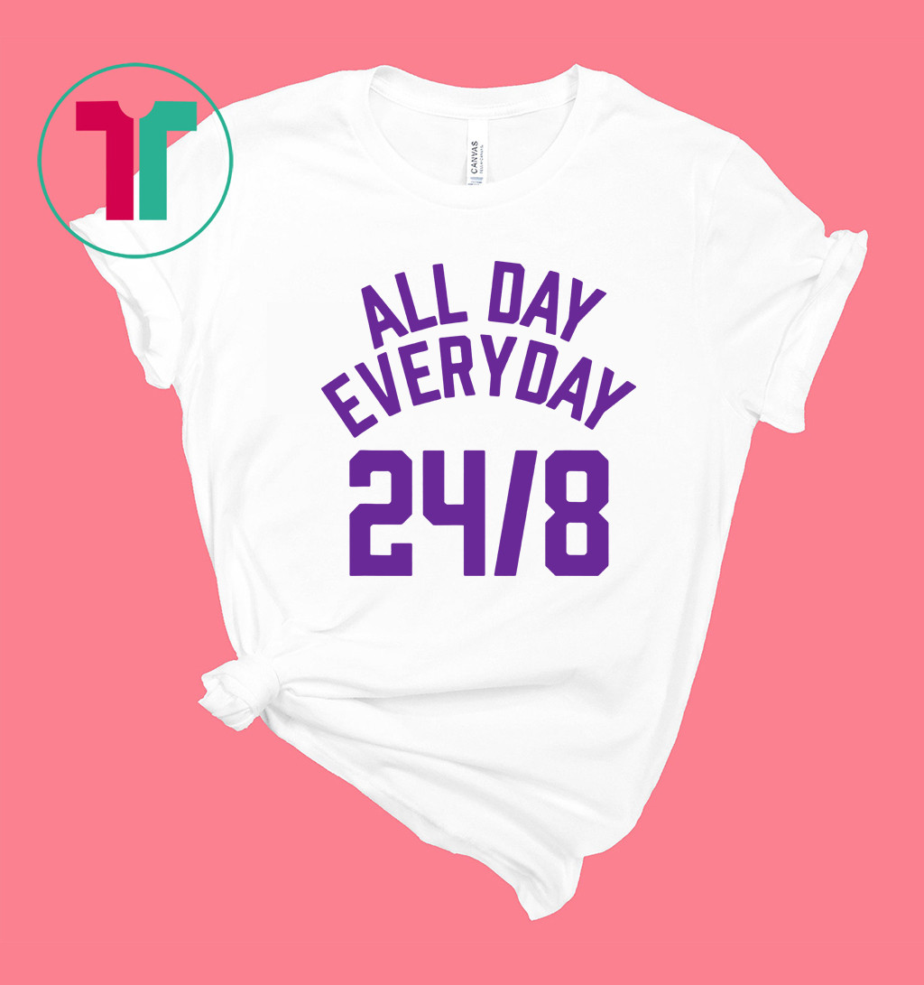 Classic All Day Everyday 248 Hoops Legend T-Shirt