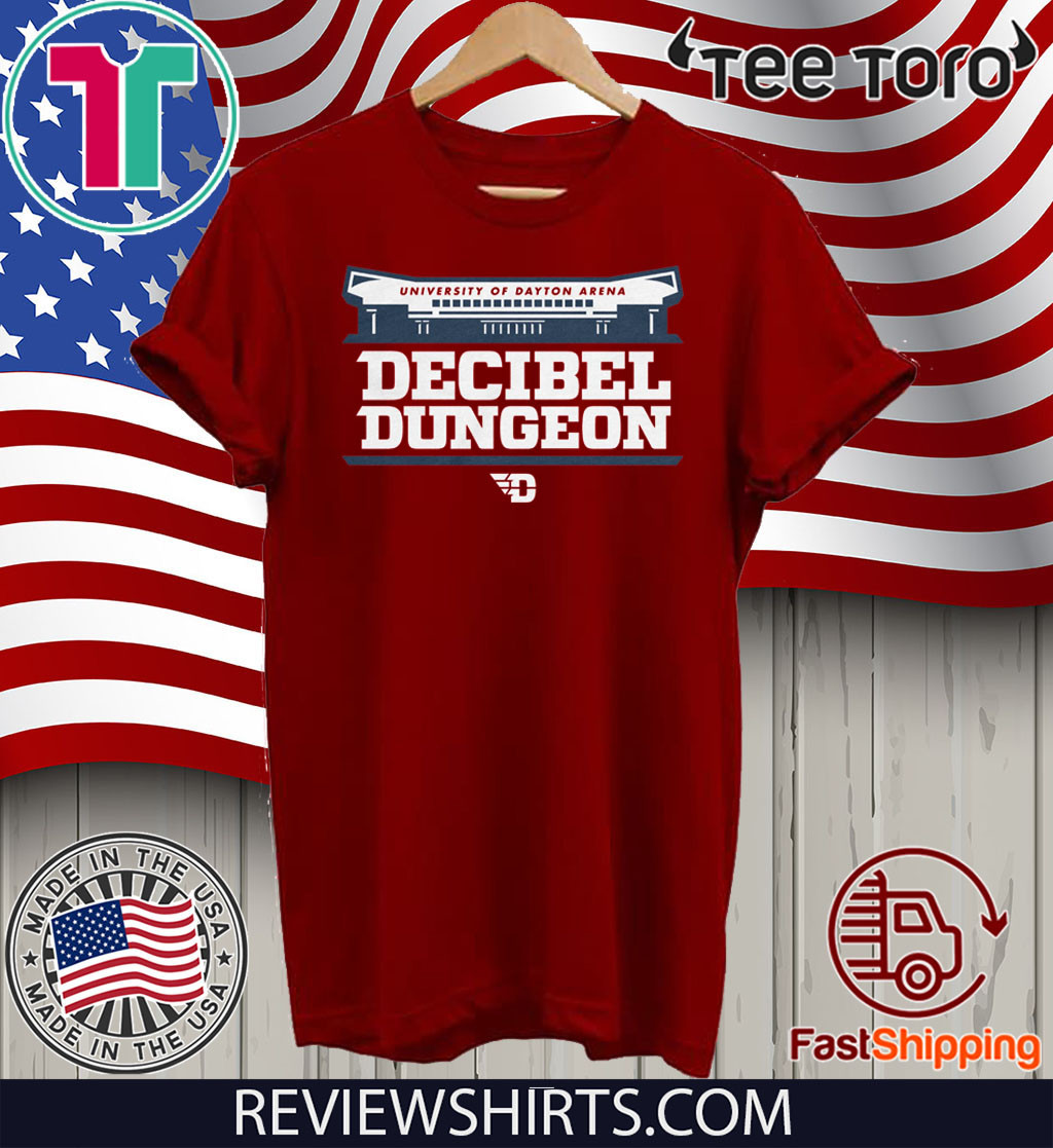 Decibel Dungeon Shirt
