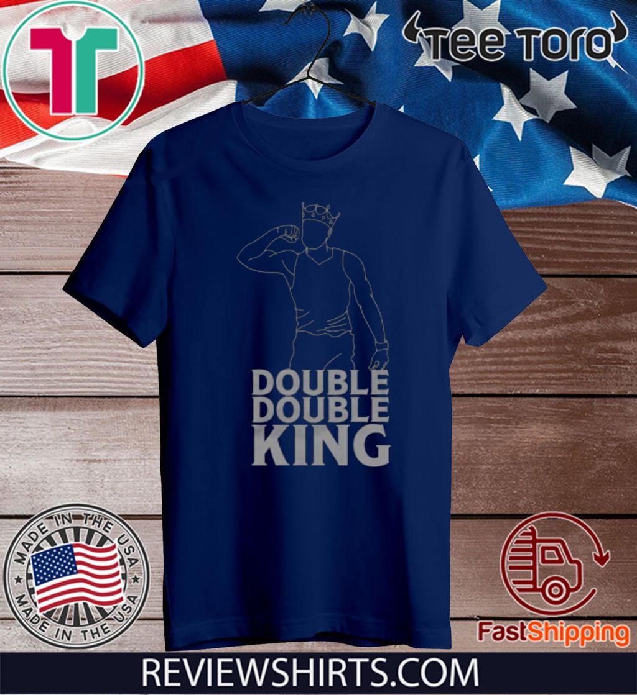 Double Double King 2020 T-Shirt
