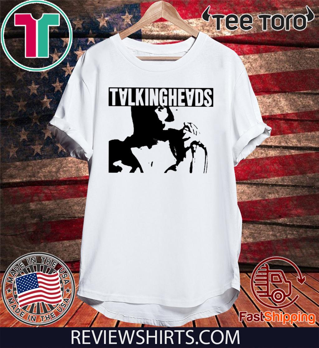 Elio Talking Heads Apparel Official T-Shirt