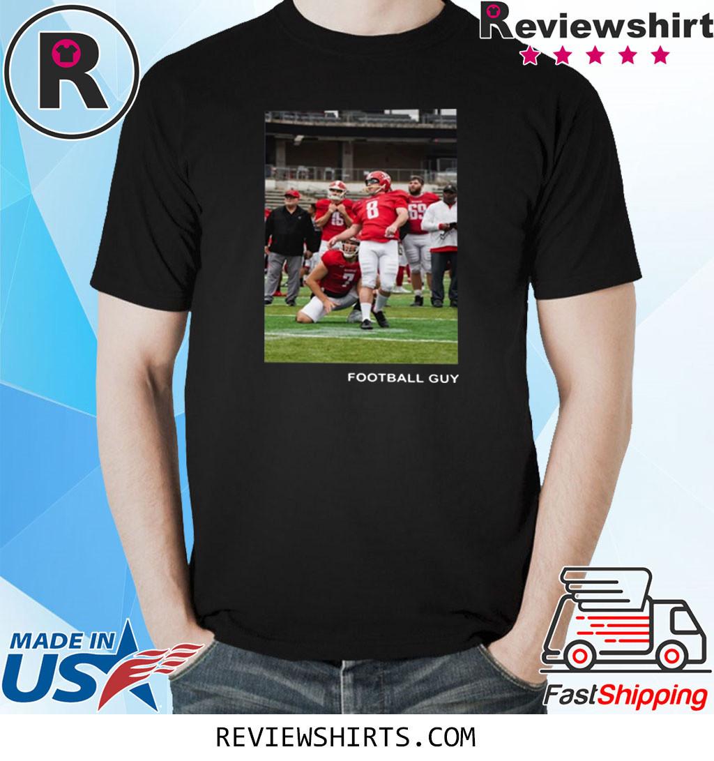 Football Guy PFT Commenter XFL Shirt