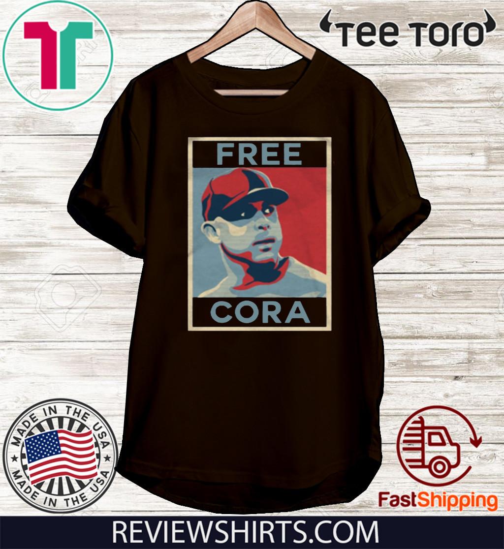 Free Cora 2020 T-Shirt