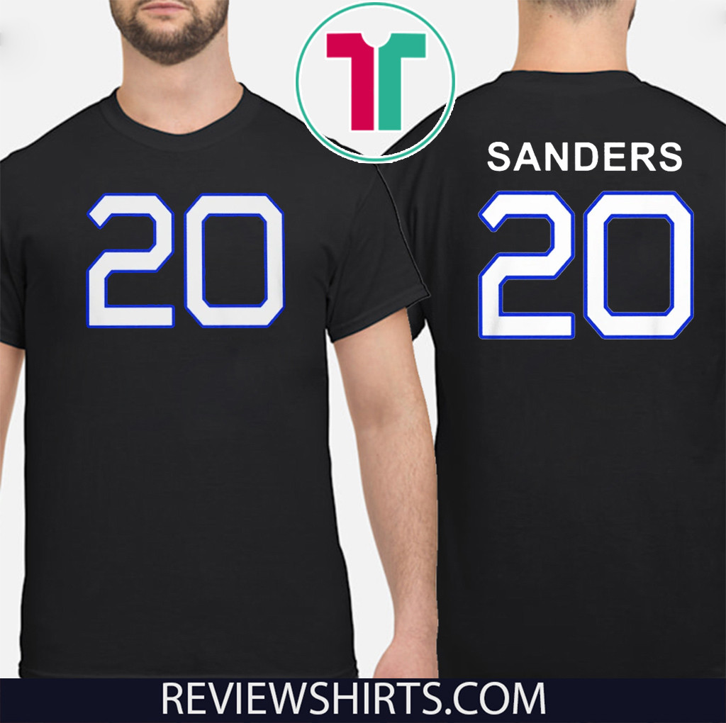 Garth Brooks Barry Sanders Shirt