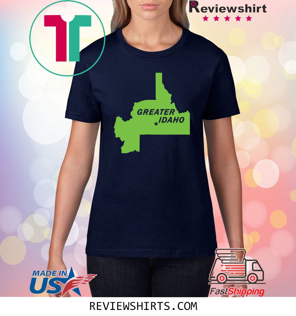 Greater Idaho Map 2020 Shirt