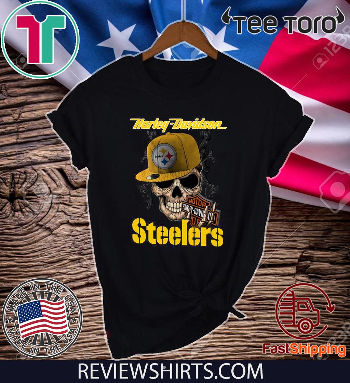 Harley Davidson Steelers 2020 T-Shirt