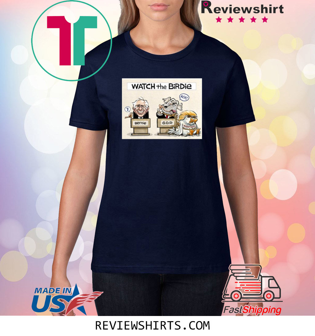 Hillary Clinton or Bernie Sanders Funny Shirt