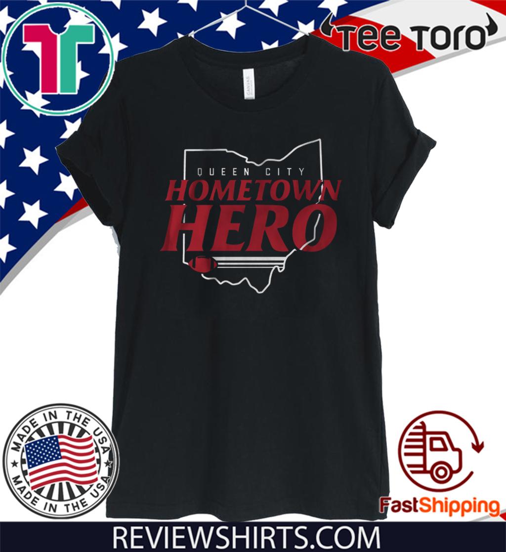 Hometown Hero Shirt - Cincinnati Football 2020 T-Shirt