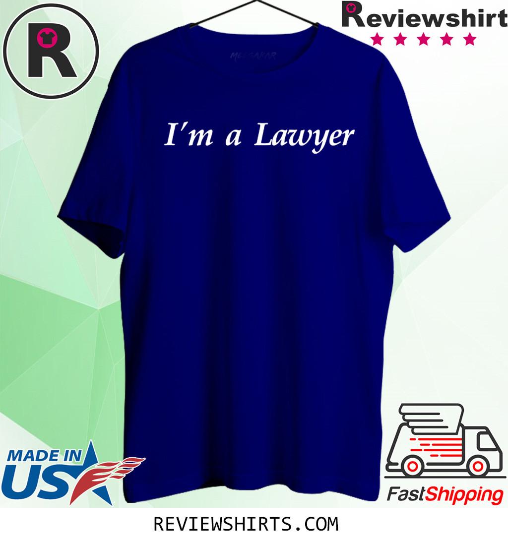 I'm A Lawyer Couple Shirt