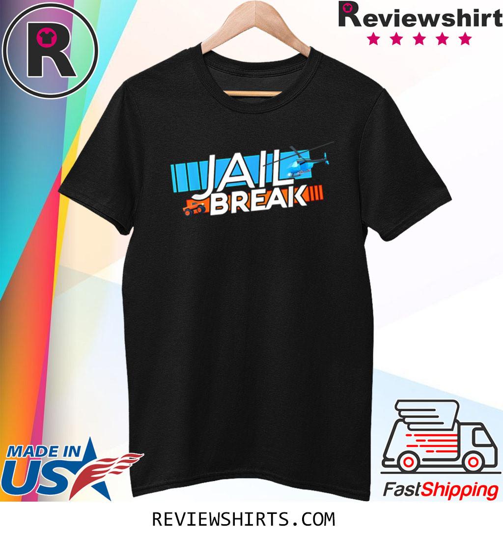 Jailbreak Getaway T-Shirt