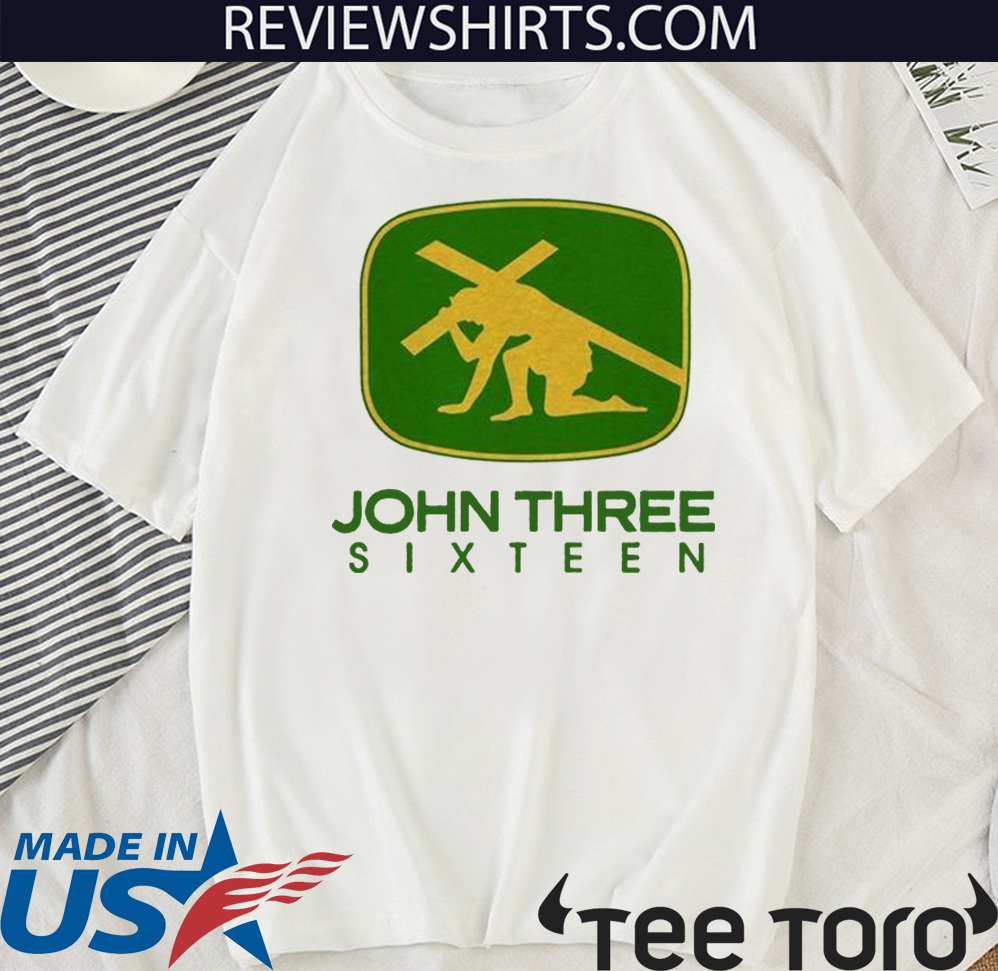 John Three Sixteen 2020 T-Shirt