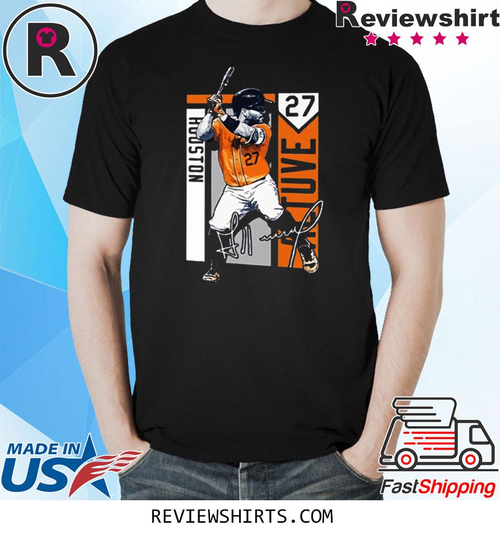 Jose Altuve 27 Houston Jersey Shirt