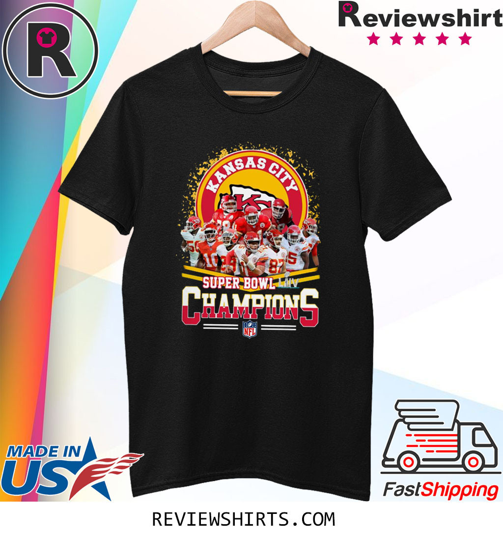 Kansas City Chiefs Super Bowl Champions NFL 2019 Shirt