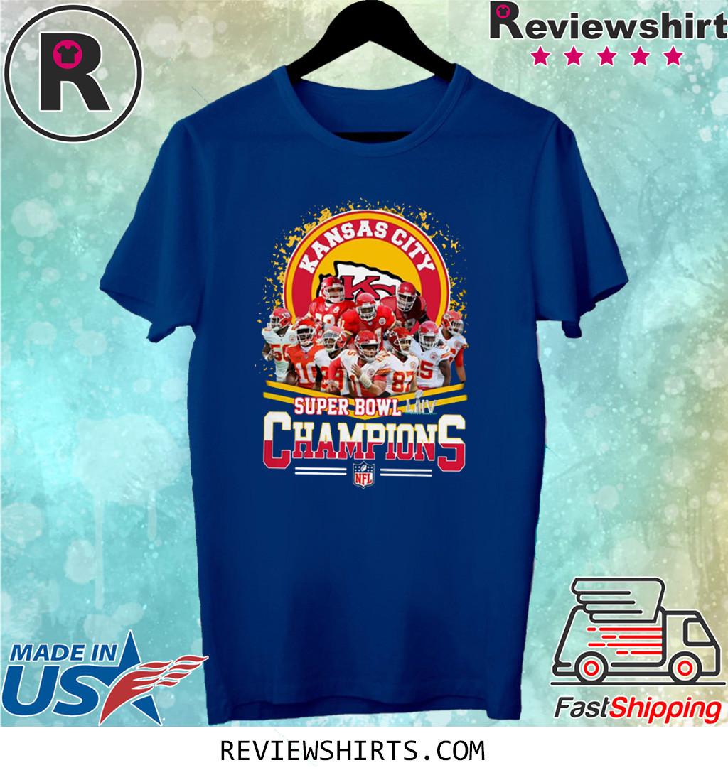 Kansas City Chiefs Super Bowl Champions NFL 2019 Shirt