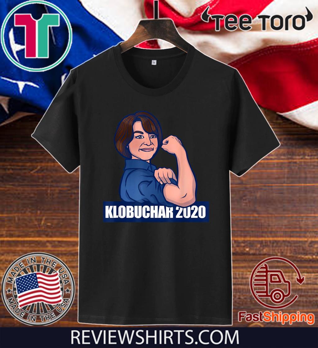 Klobuchar 2020 Amy Klobuchar Limited Edition T-Shirt