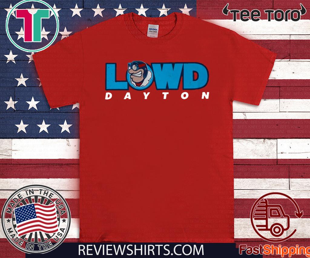 LOWD Dayton Flyers T Shirt