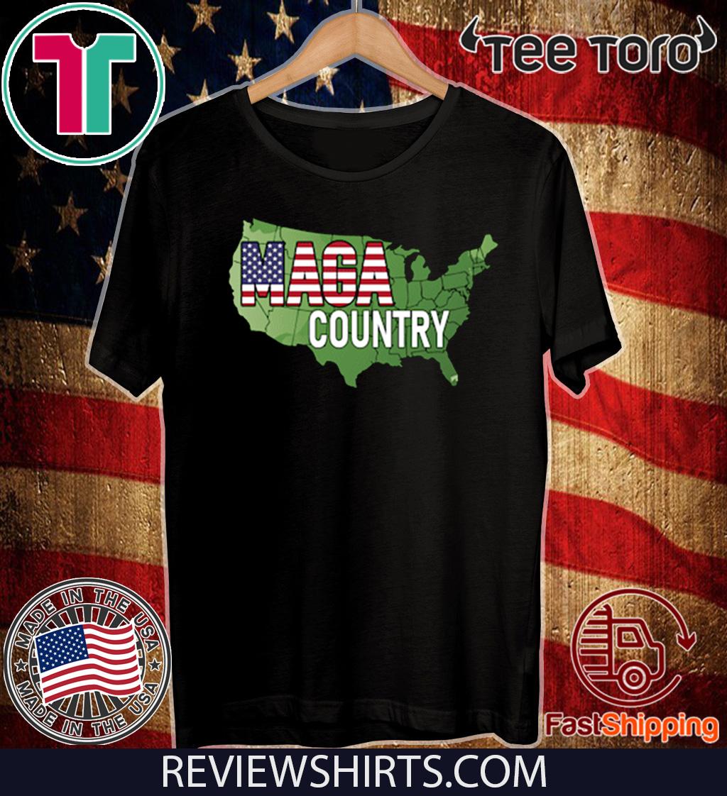 MAGA Country 2020 T-Shirt