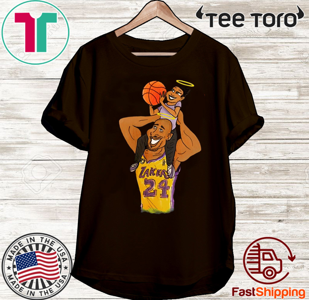 Mamba and Mambacita T Shirt