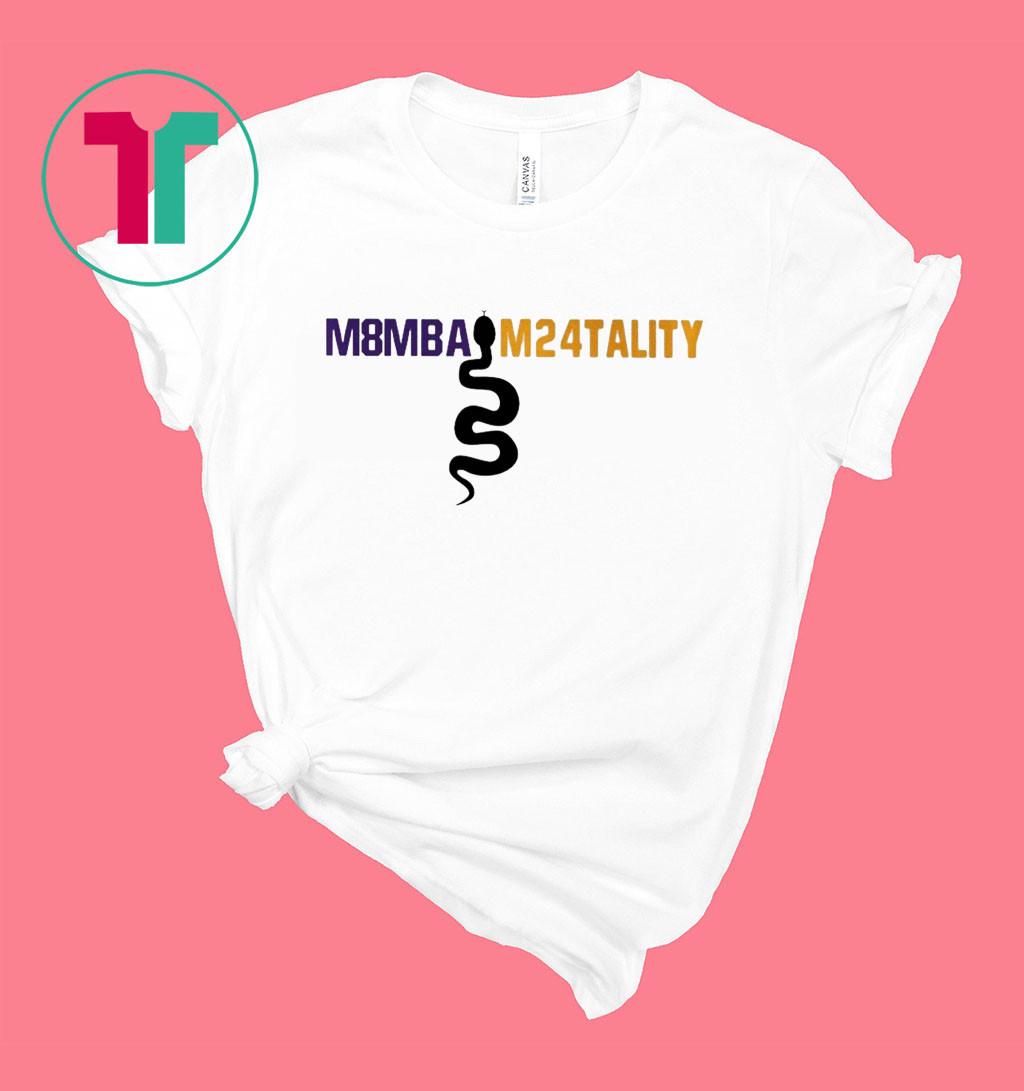 Mamba Mentality Shirt