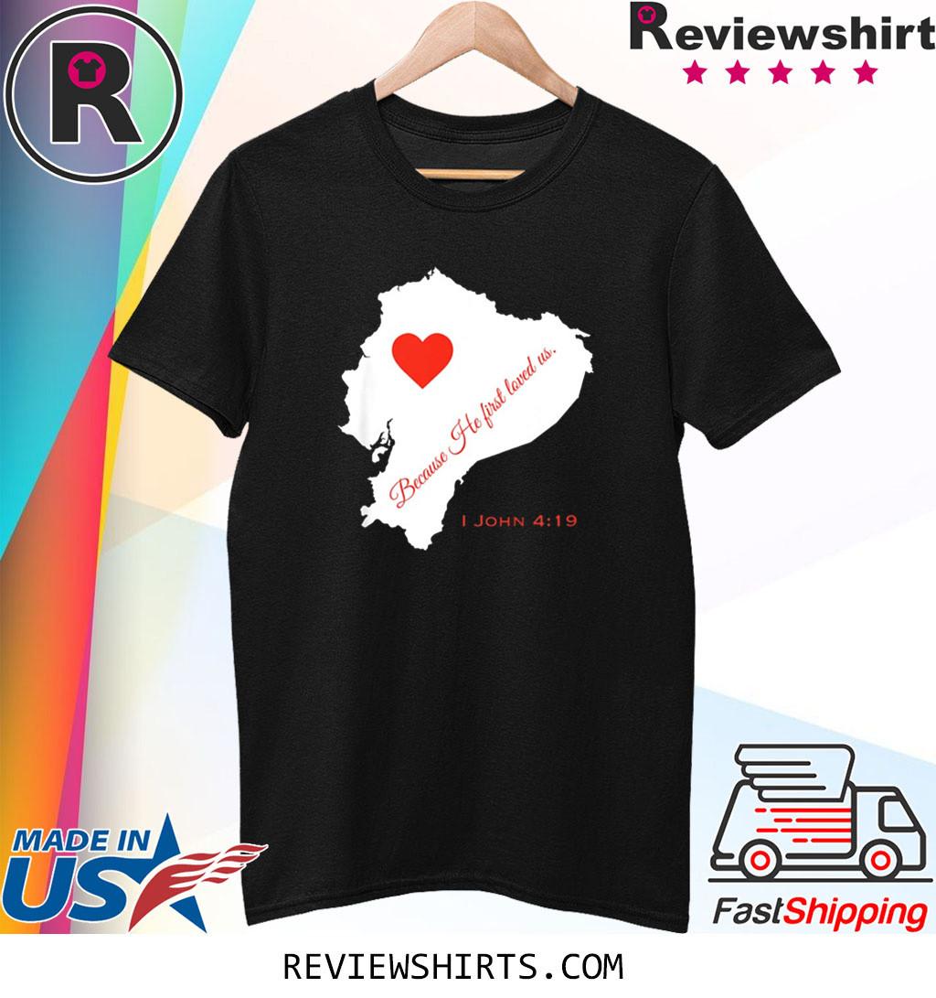MBC Ecuador Mission Trip T-Shirt