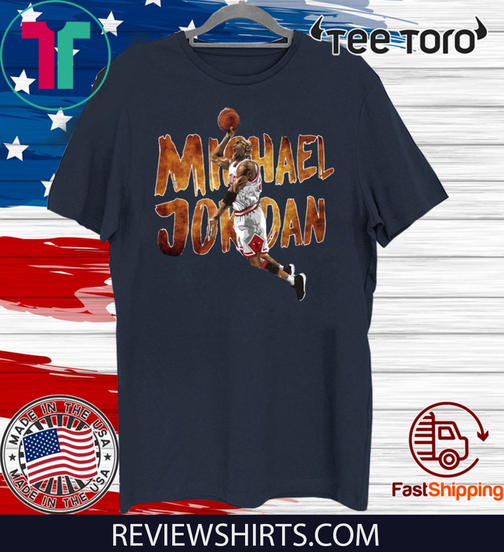 Michael Jordan Shirt Basketball Legend