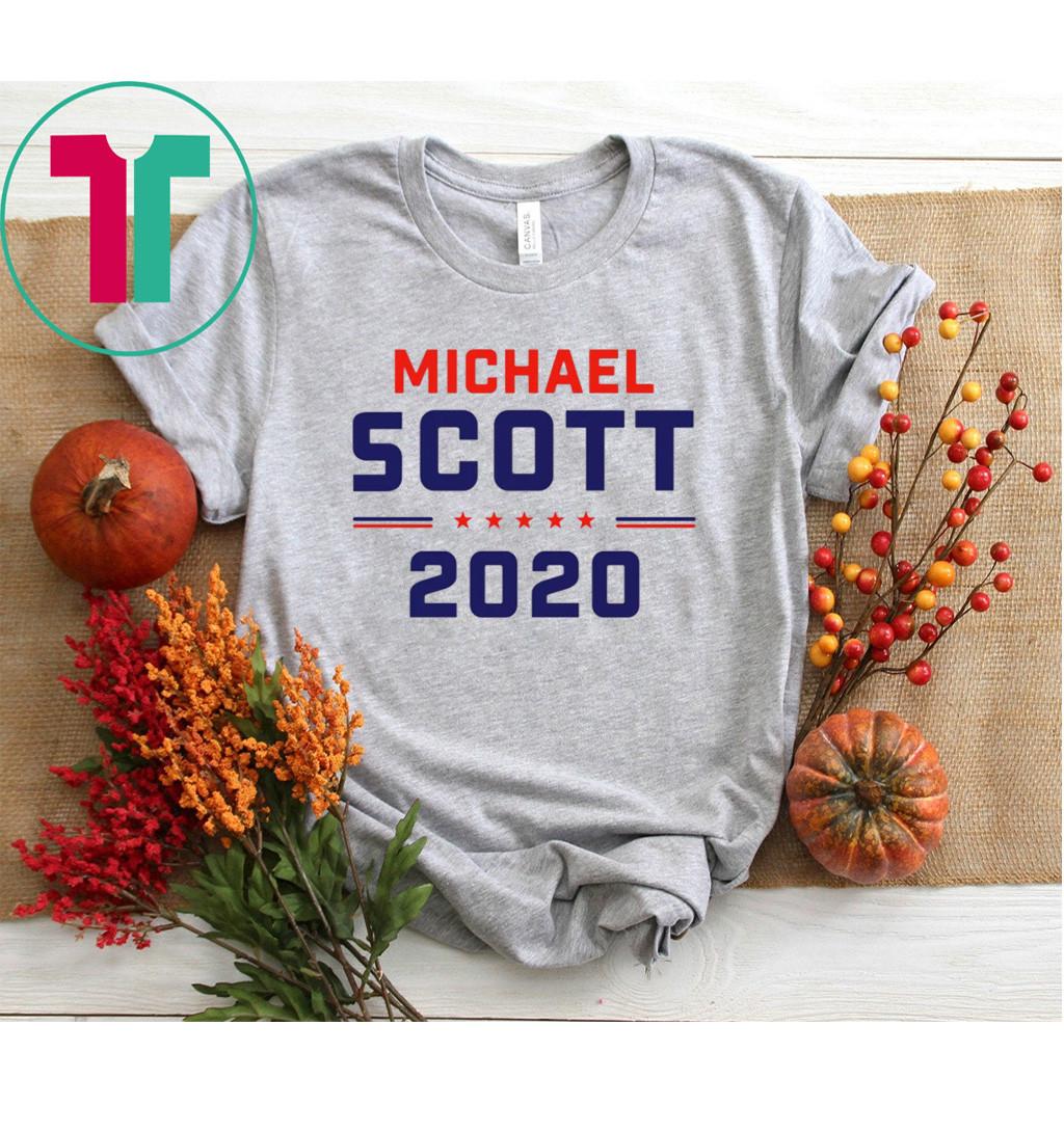 MICHAEL SCOTT 2020 SHIRT