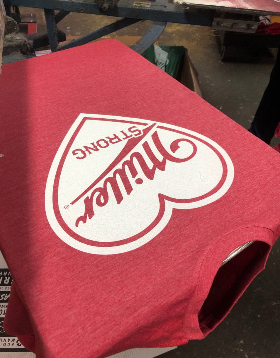 Miller Strong Milwaukee Shirt