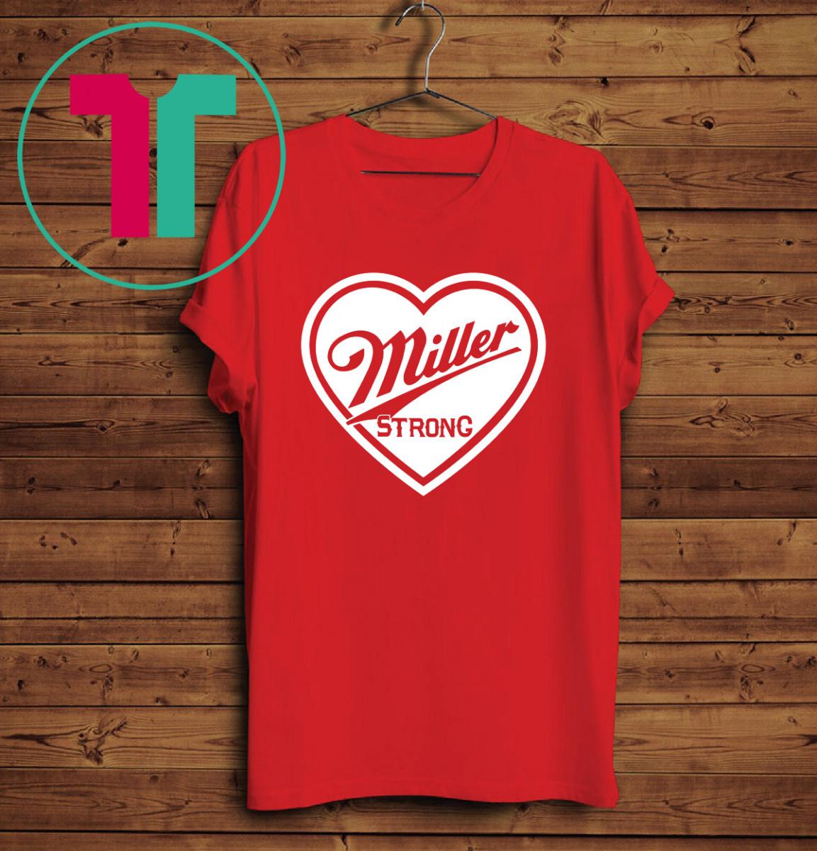 Miller Milwaukee Strong 2020 T-Shirt