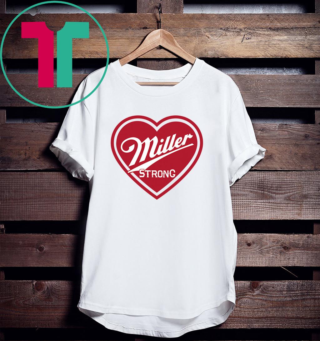 Official Miller Strong Shirt
