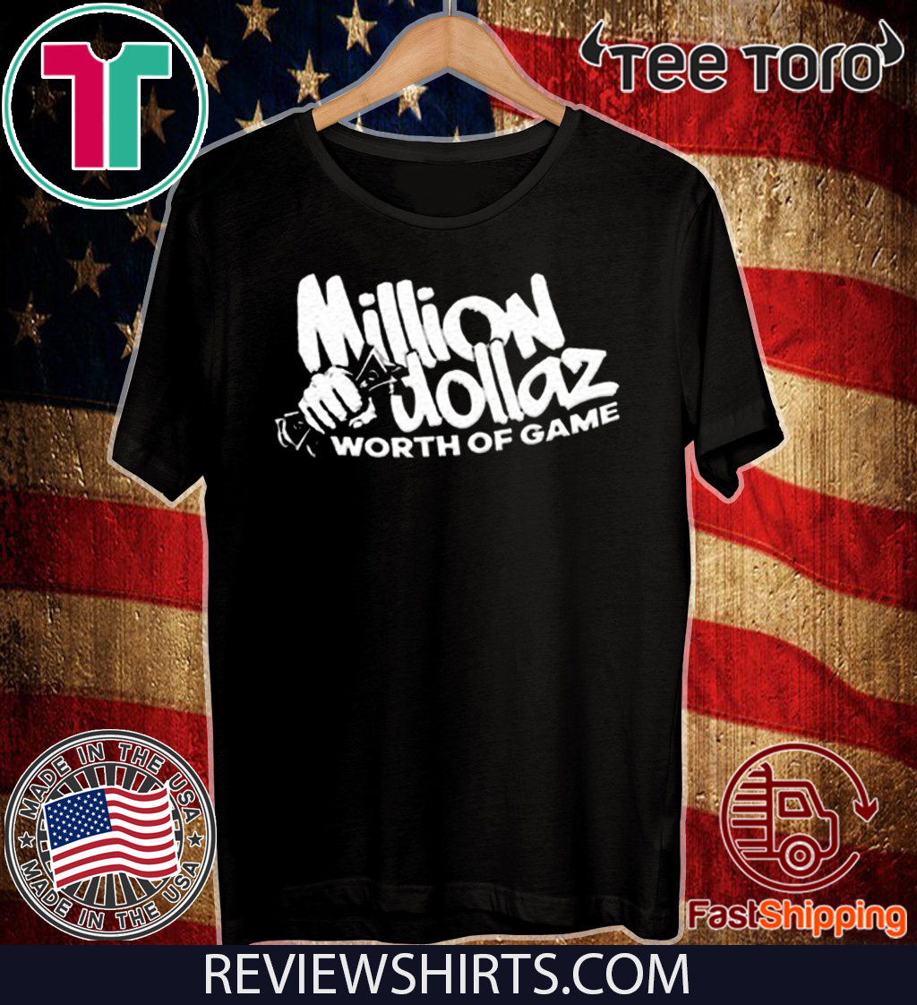 Million Dollaz Worth Of Game Bundle Classic T-Shirt
