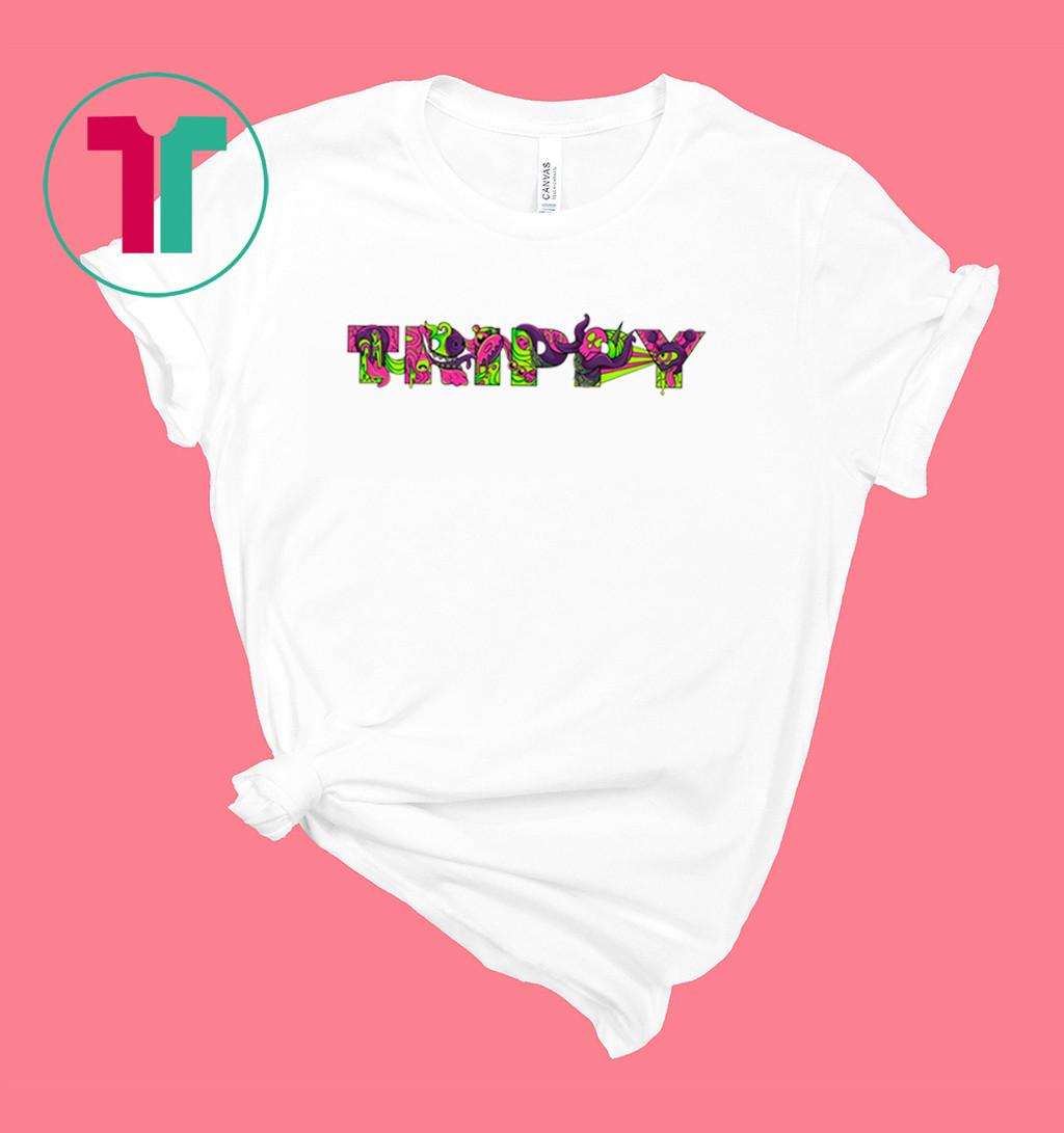Art's Destiny - Psychedelic Coll - TRIPPY Shirt