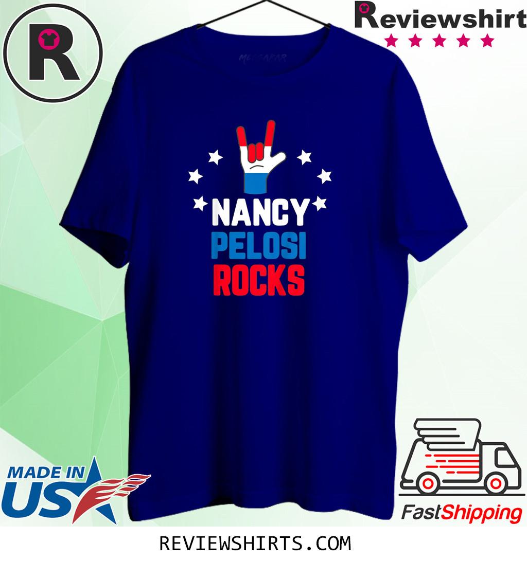 Nancy Pelosi Rocks 2020 T-Shirt