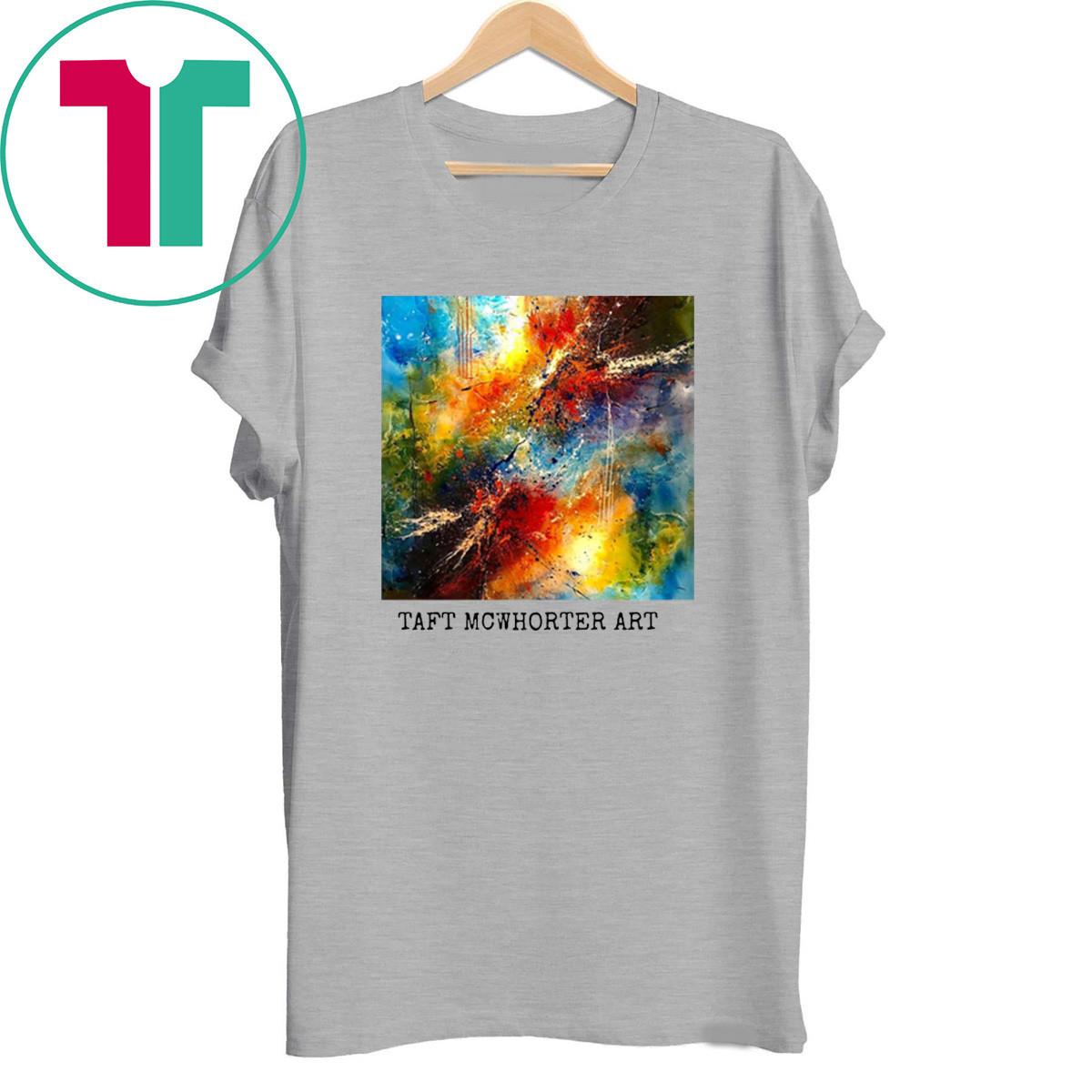 Original Art by Taft McWhorter for Artists and Art Lovers Shirt