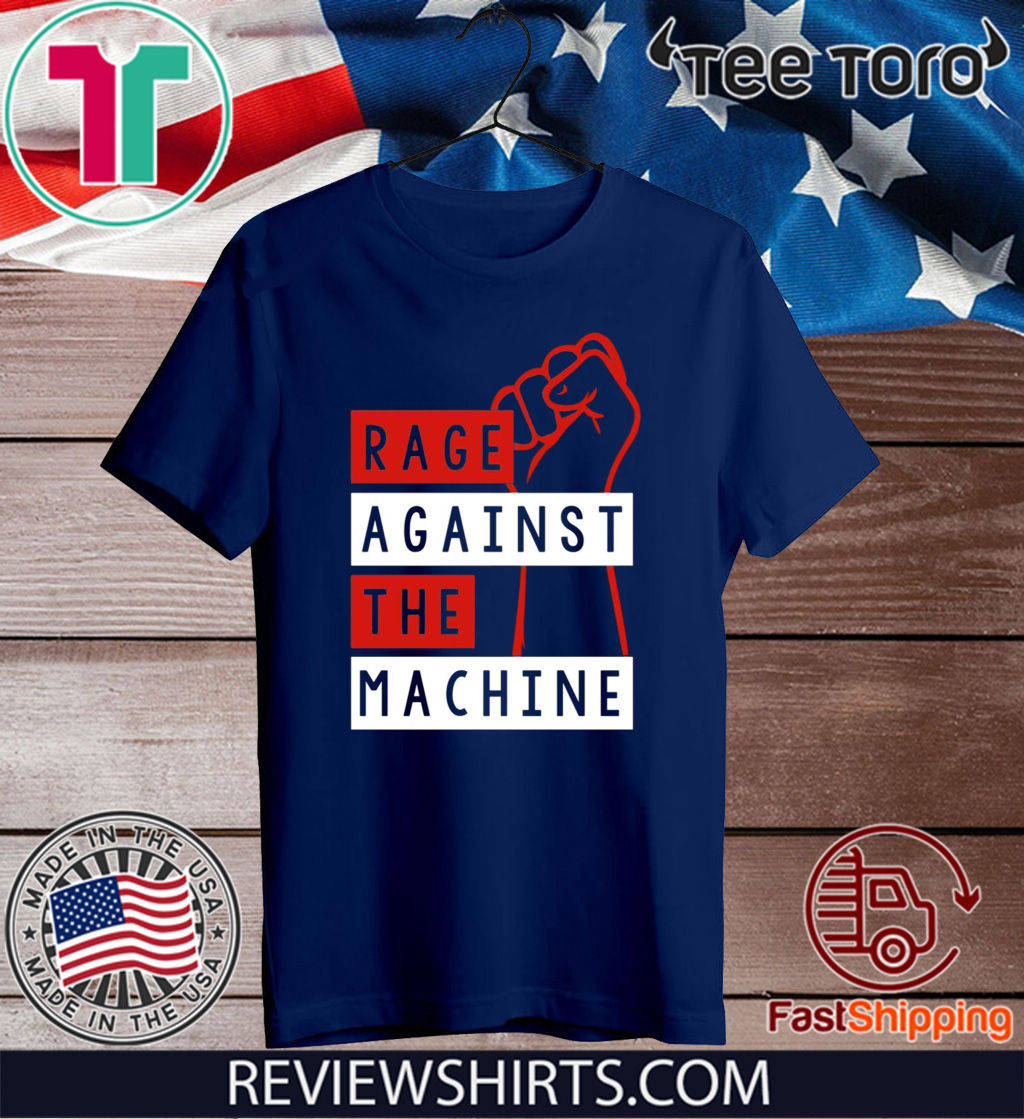 Rage Against The Machine 2020 T-Shirt
