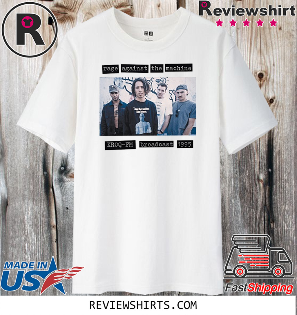 Rage Against the Machine T-Shirt For Mens Womens