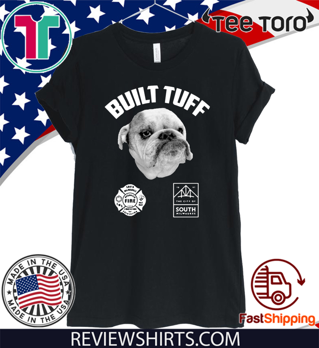 Remember Tuff the Bulldog Original T-Shirt