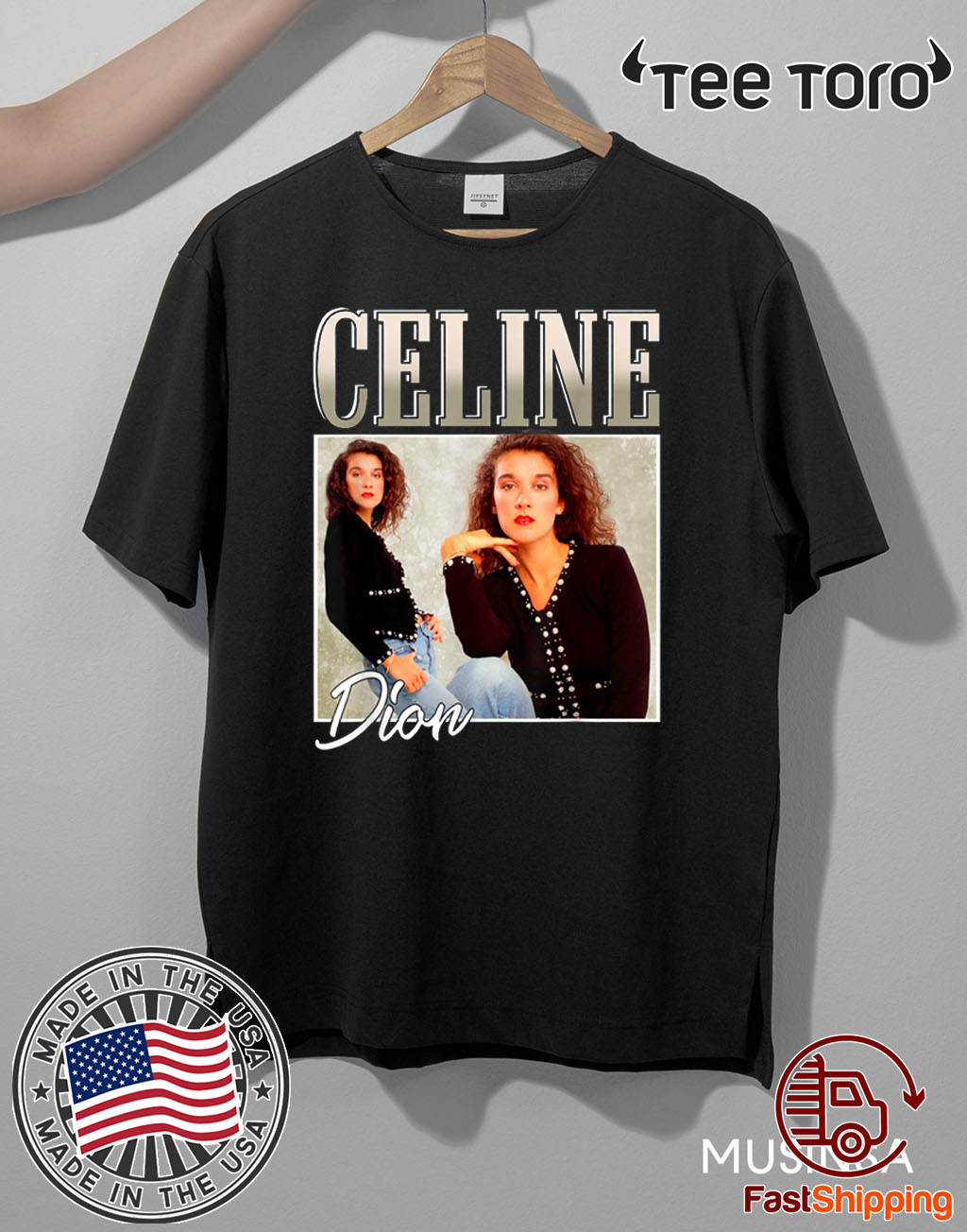 Retro Celine shirts Dion Legends Live Forever Funny Musician Official T-Shirt